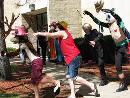 NDK 2010: Chase by StraylightRevelation