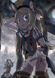 take shelter from the rain by tabihito