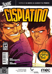 Cisplatino Versus #5 Cover by Zigno