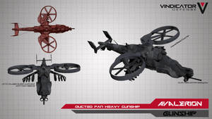 VH-285 Avalerion by VindiCaToR285