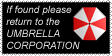 Resident Evil Stamp by doublehelix1033