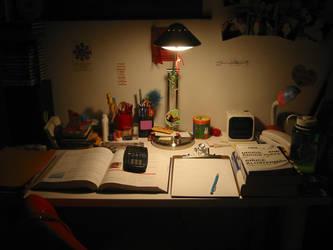 desk by salmond