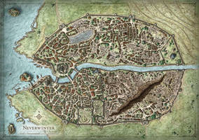 Neverwinter by MikeSchley