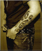 tattoo by chuckie96
