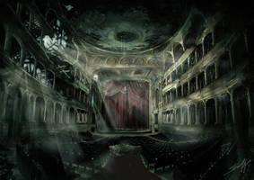 Theatre by staudtagi