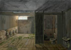 Toilet by staudtagi