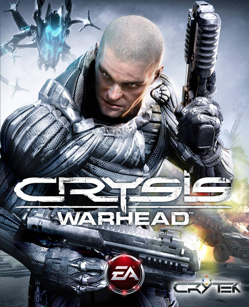 Crysis Warhead box cover by staudtagi