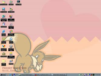 My Desktop - 16th Feb 2004 by renachan