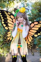 Freesia, the Innocent Fairy by Saru-Cosplay