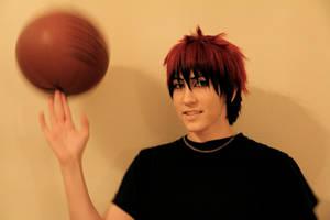 Kuroko no Basket~ Kagami Taiga by OurLivingLegacy