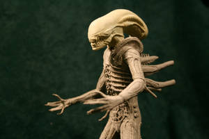 Giger Alien pic1 by Cissell