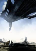QDF - wk2 - Star Wars by justinwongart