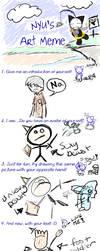 Eeym in ur memes, blah blah... by Underscores