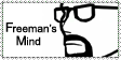 Freeman's Mind Stamp by Deathbymodding