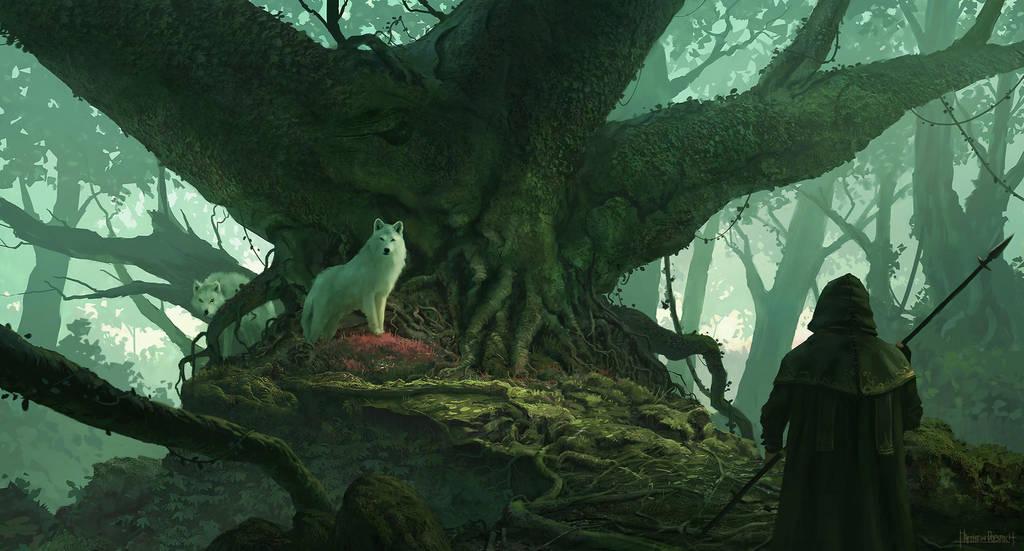 Forest Guardians by MatthewDobrich