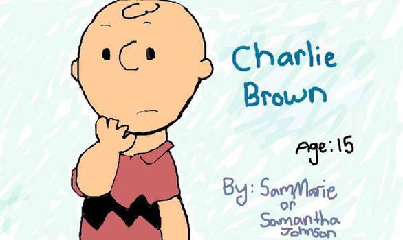 Charlie Brown by MissFlorah