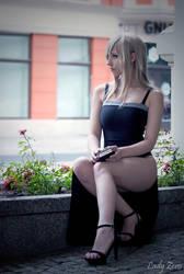 Agent Aya Brea II by LadyxZero