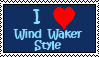 I heart Wind Waker Style by cathanupto