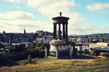 Edinburgh 5 by LeaLion