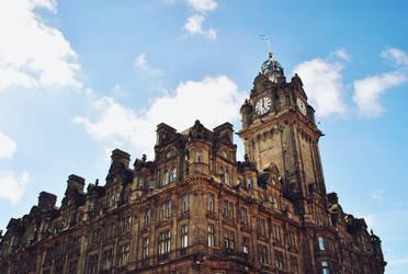 Edinburgh 4 by LeaLion