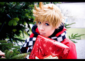 Roxas - Presents for you by FujimiyaRan
