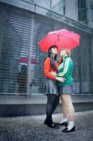 Persona 4 - After the rain by FujimiyaRan