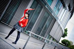 Yukiko - Fight my Shadow by FujimiyaRan