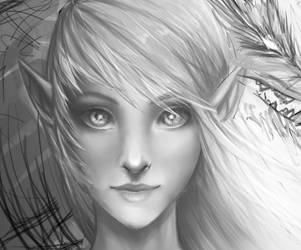 Elf by Nidaou
