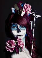 Candy Skull by kerkera