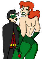 Love Poison Ivy by neverarguewithafish
