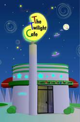 Twilight Cafe Diner by Biklar