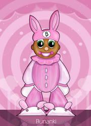 Bunanki, The Bunny Boy by Biklar