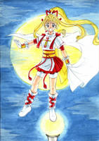 Kamikaze Kaito Jeanne by ann-chan20