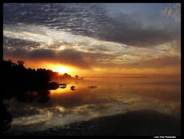 Sunlit Graham Lake by BelaBoosMim
