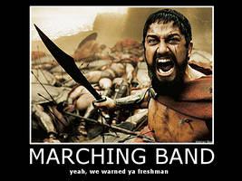 THIS IS MARCHING BAND by lecairde