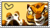 Kung Fu Tigress by lecairde