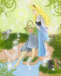 Princesses: Aurora by trishna87