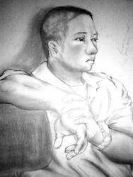 still life sketch 1 by Daniel-09
