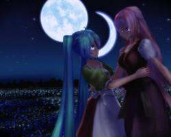 -La Luna- by Iku-P