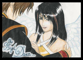 +Angel Dance - Rinoa,Squall + by ps2maus