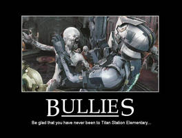 Dead Space - Bullies by PrinceRoy1990
