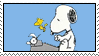 Snoopy Writer by HanaKiriStamp