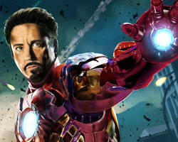 Iron Man by iMii-s