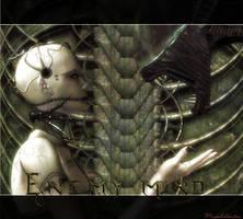 enemy mind by Muschelkatze