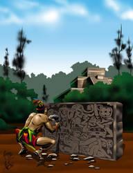 Maya artisan by kreaturae