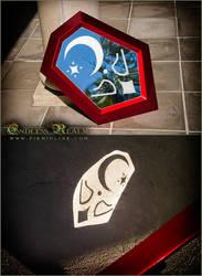 Mirror Shield - Zelda by LiKovacs