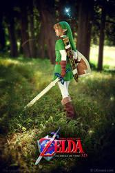 Kokiri Forest - Nintendo Link Costume by LiKovacs