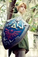 Link - Legend of Zelda: Twilight Princess by LiKovacs