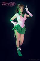 Super Sailor Jupiter - Cosplay by LiKovacs