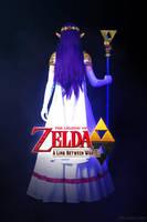 Princess Hilda - Legend of Zelda ALBW by LiKovacs